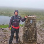 Soaked at the top of Whernside